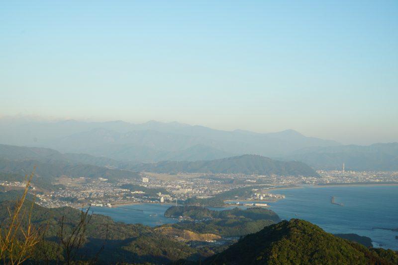 遠見山展望台