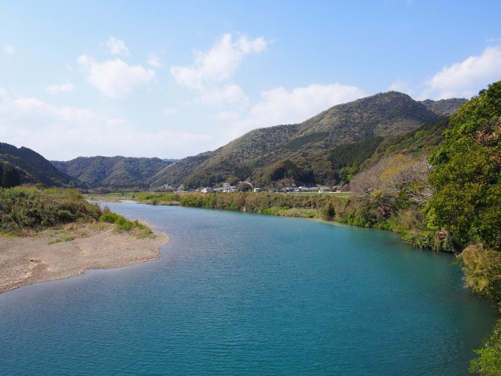西門川エリア